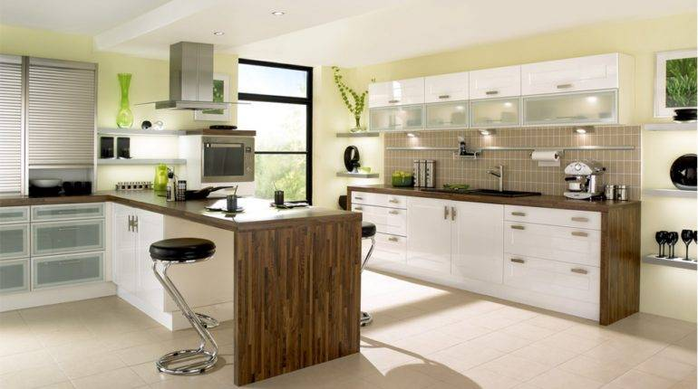 Brilliant Small Modern Kitchen Design Ideas Homes