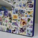 Ceramic Tile Mirror Crafts Pinterest