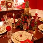 Decoration Holiday Table Decorating Ideas
