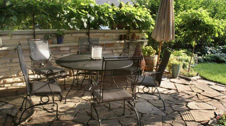 Design Your Own Outdoor Dining Area Garden Living