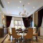Latest Dining Room Ceiling Design Living Staircase