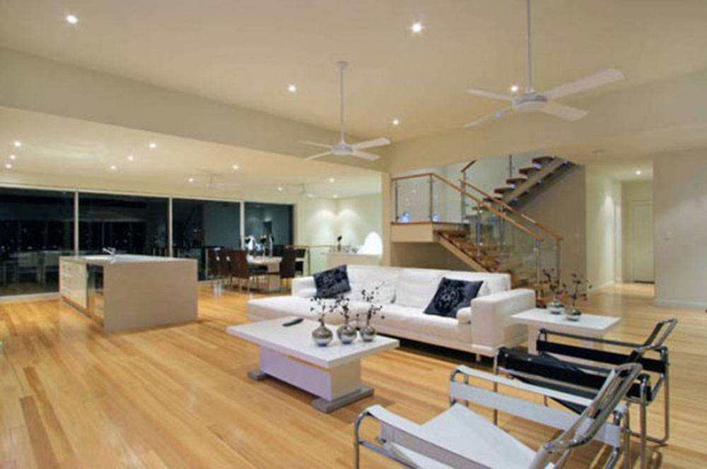 Modern House Design Living Room Interior Architecture