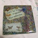 Repurposed Ceramic Tile Future Craft Ideas Pinterest
