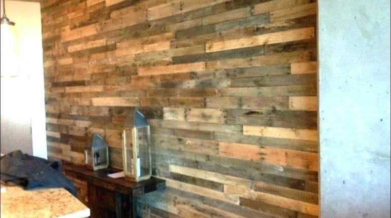 Wood Wall Covering Fix Info